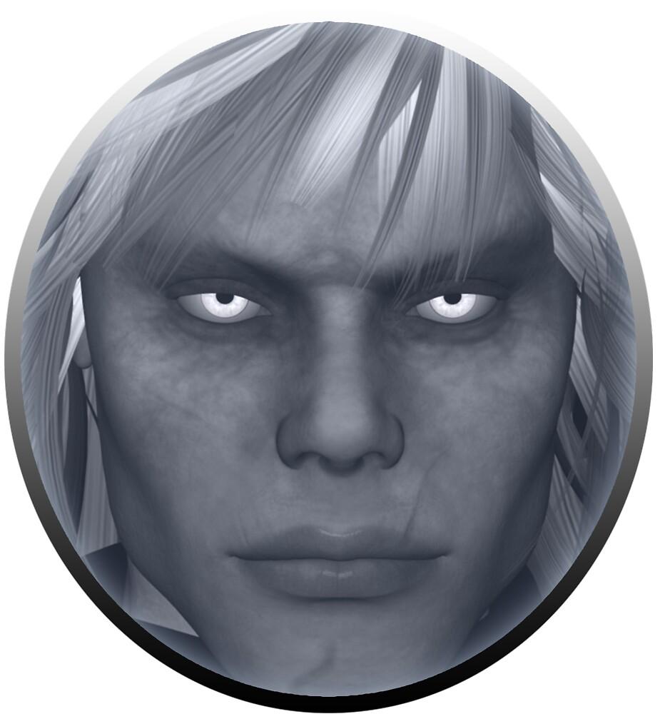 Wizard Eyes Round by Rob Hopper