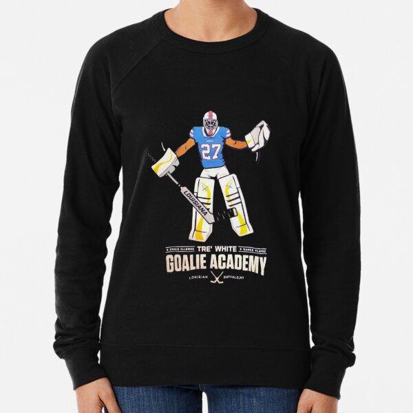 tre white goalie academy Lightweight Sweatshirt