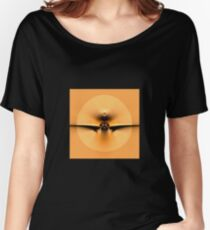 Fly to the Sun on Golden Wing Women's Relaxed Fit T-Shirt