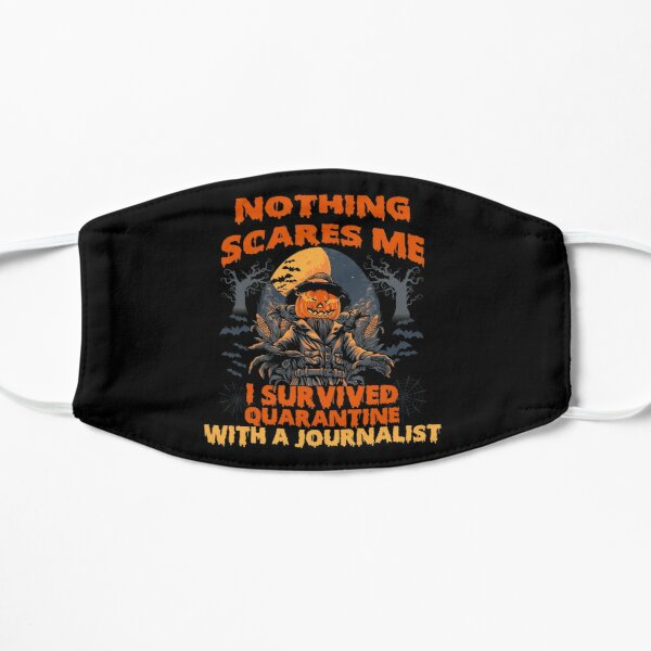 Halloween 2020 Journalist I Survived Quarantine with a Packer, Funny Gift for Packer