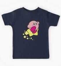Ride on Kirby Kids Tee