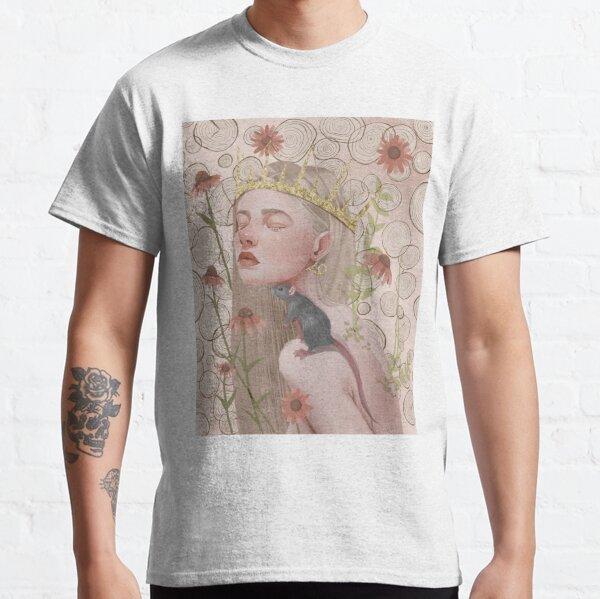 Year of the rat. Chinese zodiac illustration. Classic T-Shirt
