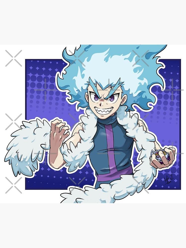 Lui Shirosagi SuperKing by Kaw-dev