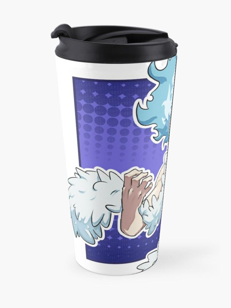 Alternate view of Lui Shirosagi SuperKing Travel Mug