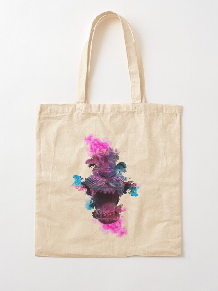 Alternate view of TIGER SPLASH  Tote Bag