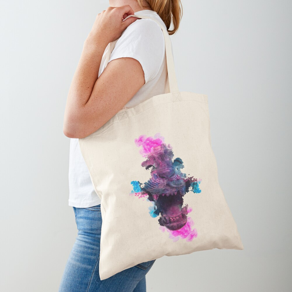 TIGER SPLASH  Tote Bag