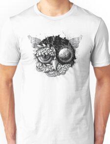 Owl Day & Owl Night Unisex T-Shirt