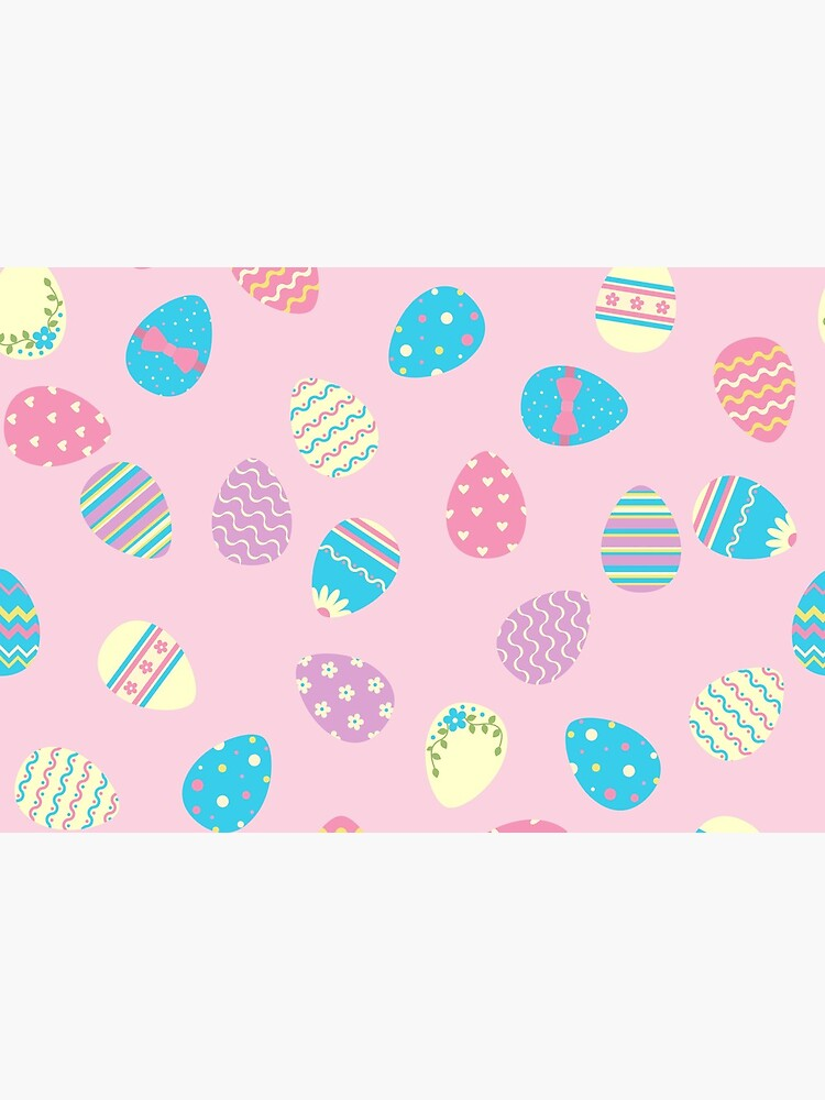 Pastel Easter Eggs  by newburyboutique