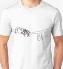 The Creation Of A-D4M/01 T-Shirt