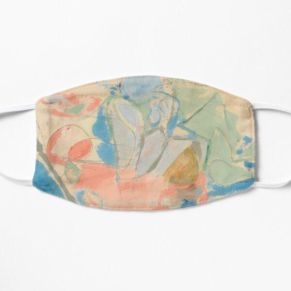 Helen Frankenthaler - Mountains and Sea - Modern Abstract Art Mask