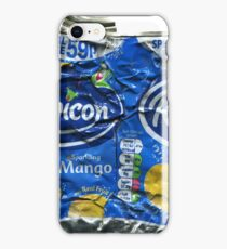 Rubicon Mango - Crushed Tin iPhone Case/Skin