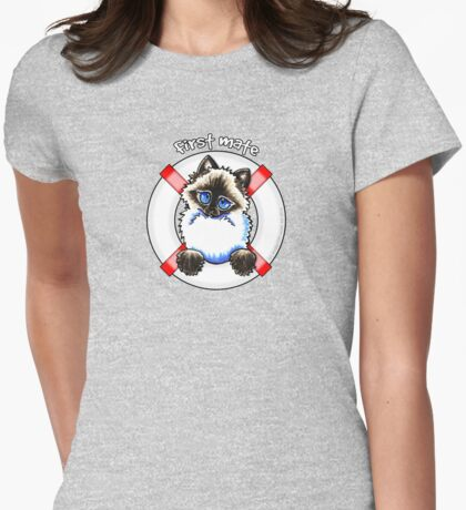 Ragdoll/Ragamuffin : First Mate T-Shirt