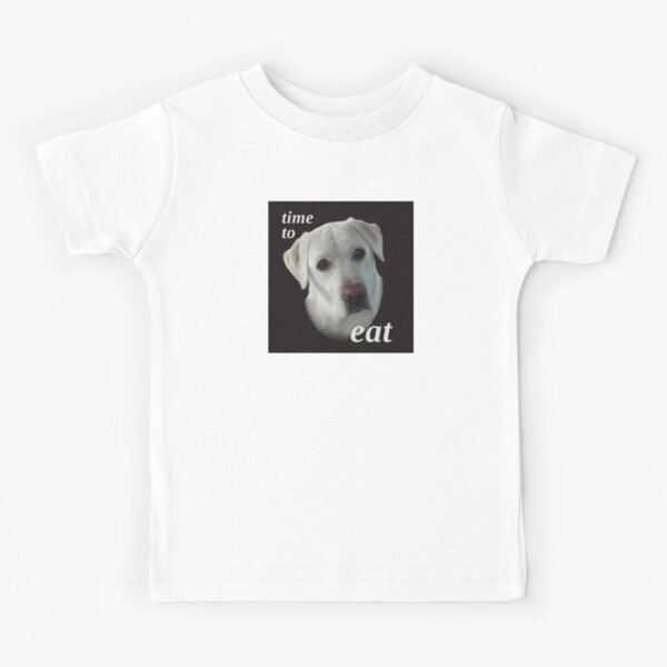 Time to Eat Kids T-Shirt