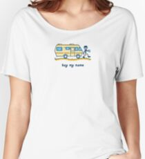 Say My Name Women's Relaxed Fit T-Shirt