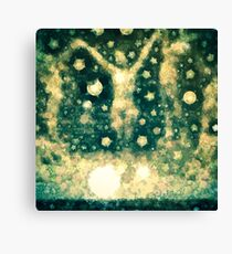 Daughters of the Rain Canvas Print