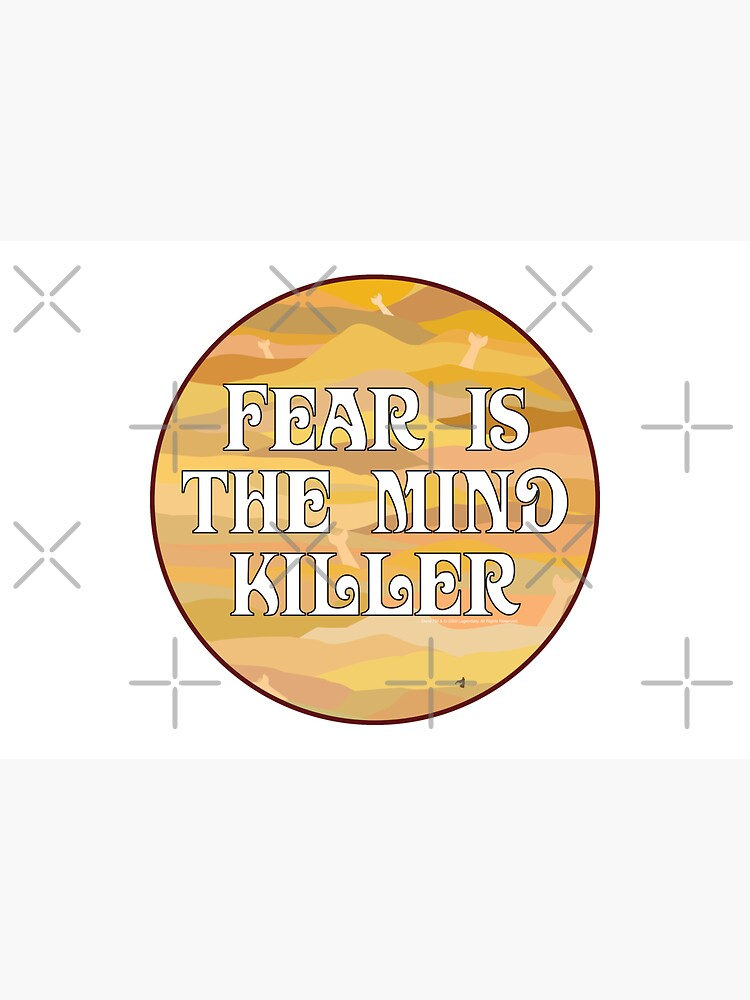 Fear is the Mind Killer Dune 2020 Movie by marleew