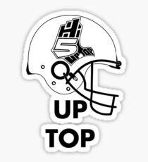 Hi-5 Up Top Sticker
