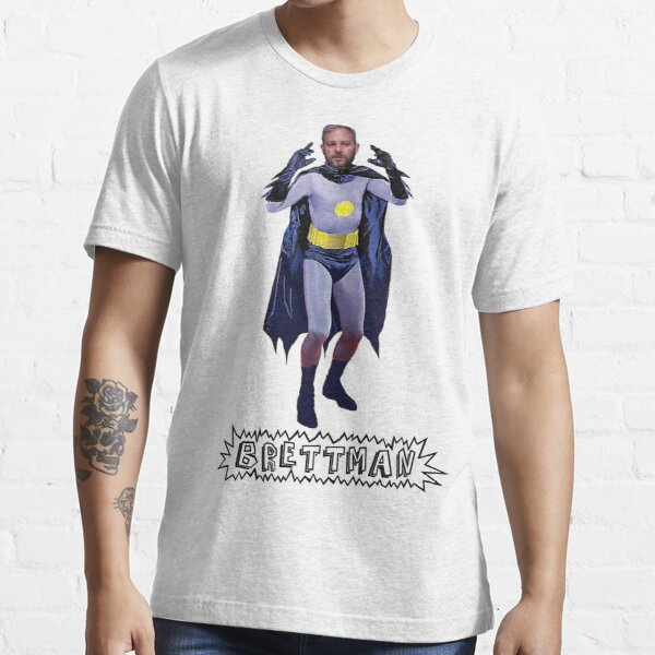 Brett Sutton - BRETTMAN Essential T-Shirt