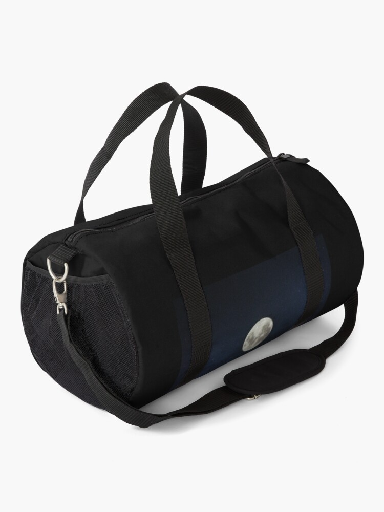 Alternate view of Full Moon  Duffle Bag