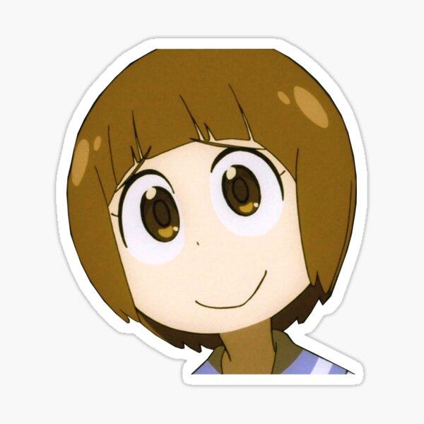 Mako Mankanshoku Stickers Redbubble
