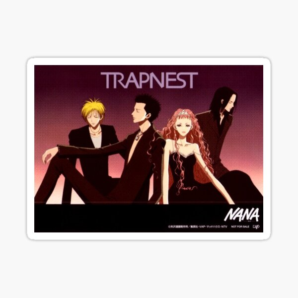 Nana Trapnest Sticker