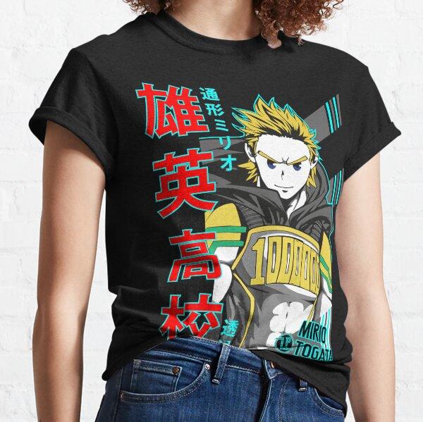 Mirio Togata M.H.A. Classic T-Shirt