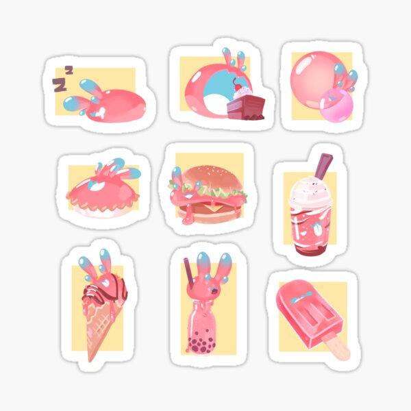 Gooey Foodie Sticker