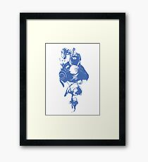 Jace Beleren Framed Print