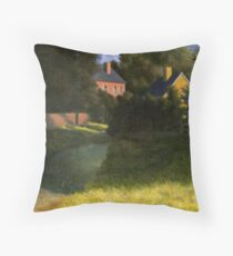 dwellings Throw Pillow