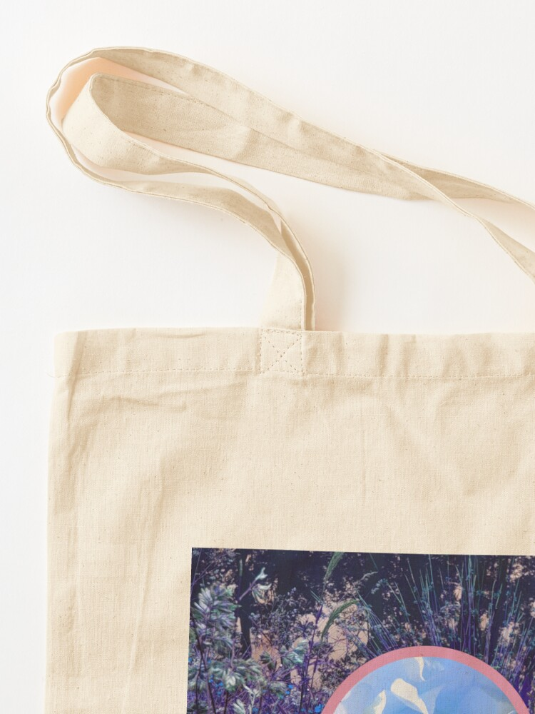 Alternate view of Sad Girl Review (Purple Daisy Edition) Tote Bag