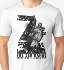 The ZED - RANGE official TEE Unisex T-Shirt