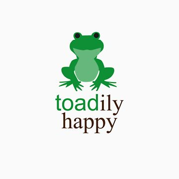 Toadily Happy by keidren