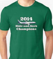 2014 World Hide and Seek Champions Unisex T-Shirt