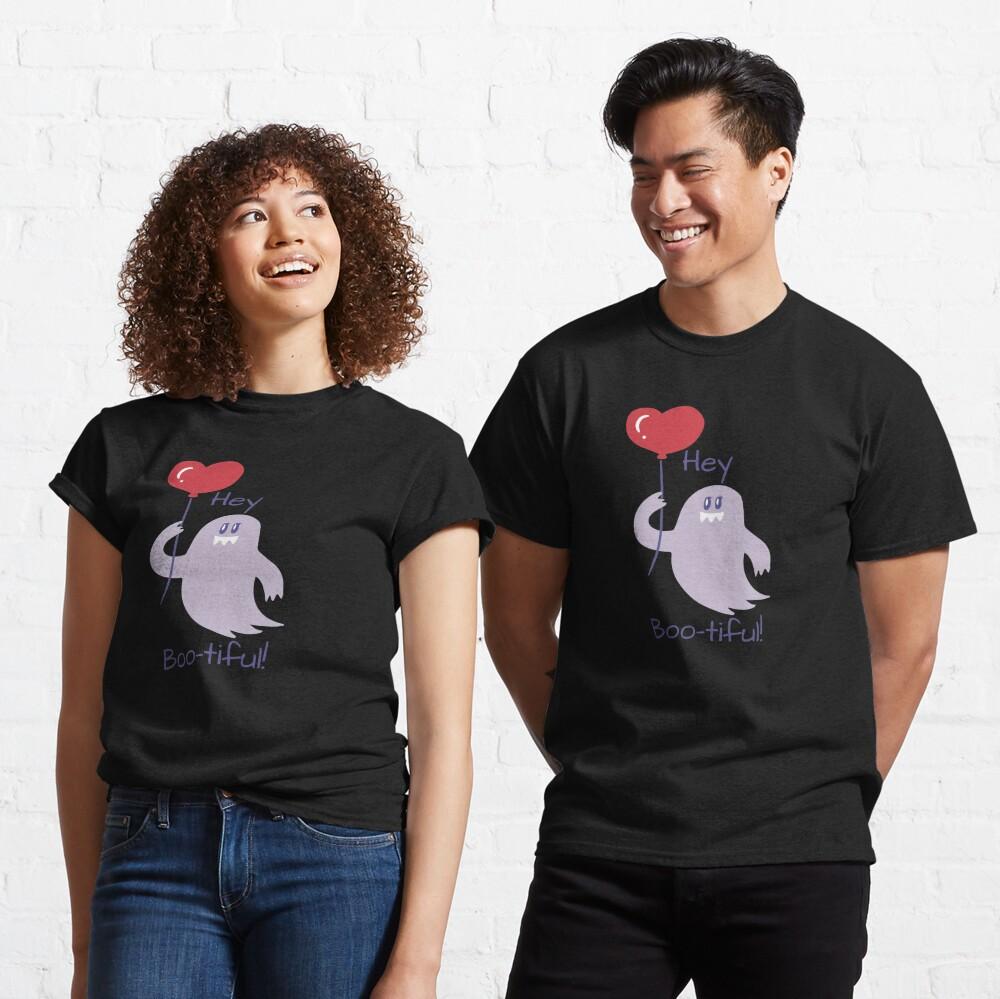 Hey Boo-tiful Classic T-Shirt
