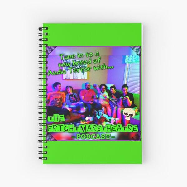 The FTP Team Spiral Notebook