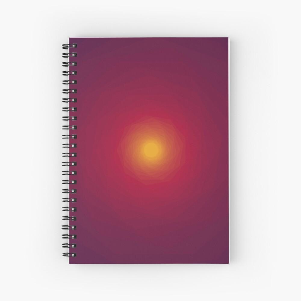 Summer Blend Spiral Notebook
