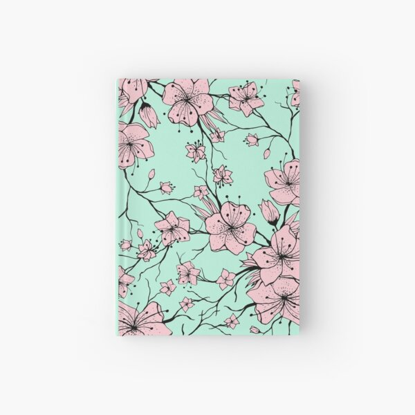 Mint green notebook | Sakura Hardcover Journal
