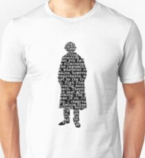 Sherlock. T-Shirt