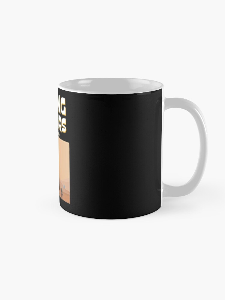 Alternate view of Moving to Mars - Code, Explore, Settle Mug