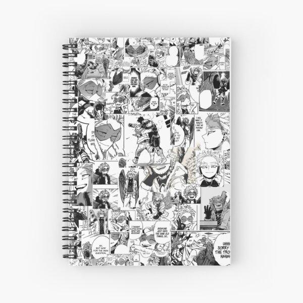 Hawks Collage Cuaderno de espiral