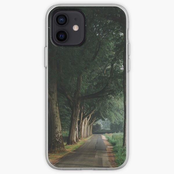 The Road - Artistic iPhone Soft Case