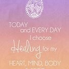 Healing Mantra by CarlyMarie