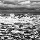 Waves, On and On by Sarah Thompson-Akers