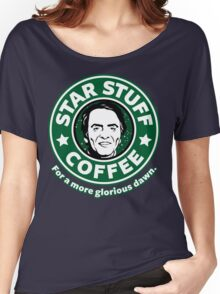Star Stuff Coffee Women's Relaxed Fit T-Shirt