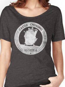 Castle Crossing Women's Relaxed Fit T-Shirt