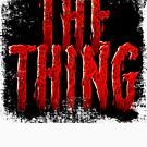 «The Thing...» de sashakeen