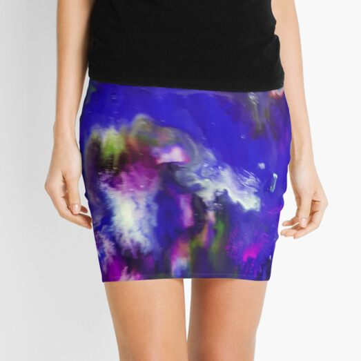 Univere in colour  Mini Skirt