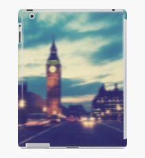 London Lights iPad Case/Skin