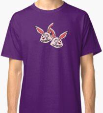 Mushy Snugglebites & Felicia Sexopants- Borderlands 2 Classic T-Shirt