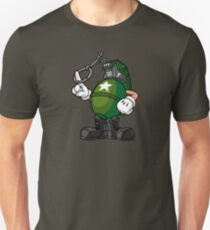 Marcus Munitions Grenade - Borderlands 2 Unisex T-Shirt